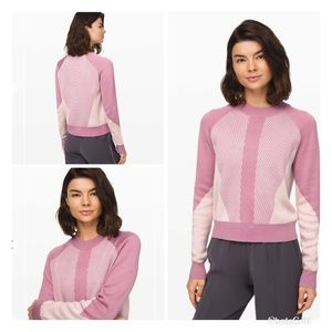 Lululemon here for Serenity Sweater XS, small NEW